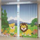 Фотошторы для детской комнаты