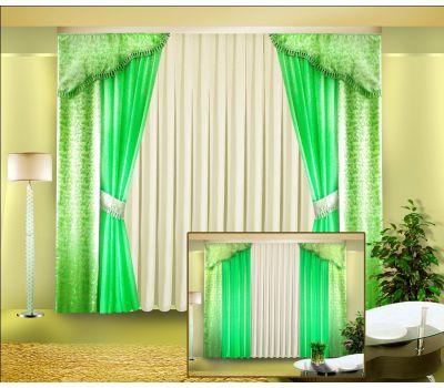Шторы для спальни или гостиной ЭРИКА