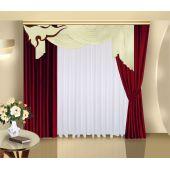 Шторы для спальни или гостиной ОРТЕЯ