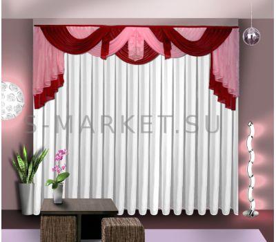 Белорусский ламбрекен в комнату АФАЛИНА