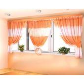 Комплект штор для балкона  КЛИО 160 X 200
