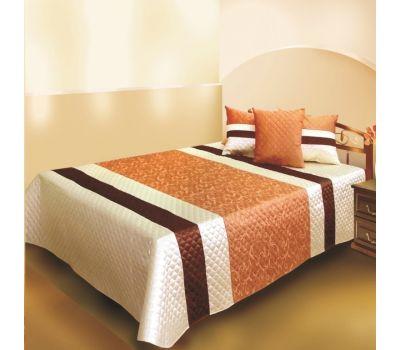 Покрывало стеганное для спальни с наволочками (плед+наволочки)