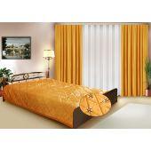 Комплект для спальни МИЛАНА (шторы + покрывало)