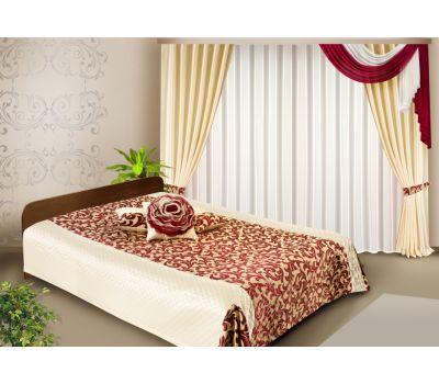 Комплект штор в спальню БЕЛЛАКТРИС