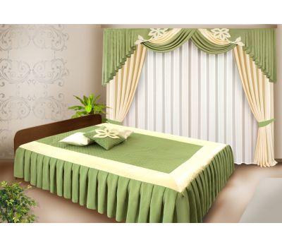 Шторы для спальни ДИАДЕМА